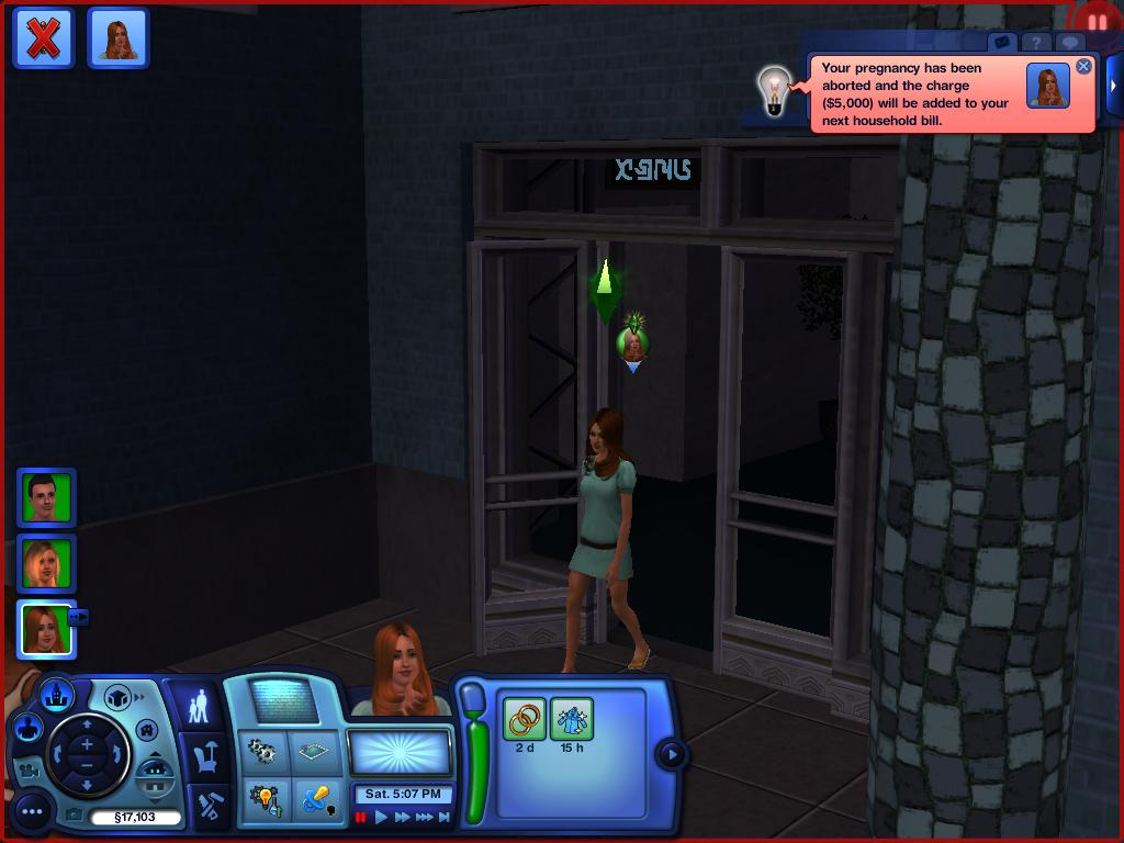 Abortion Clinic Mod (Sims 3) | Lostaccount's Blog
