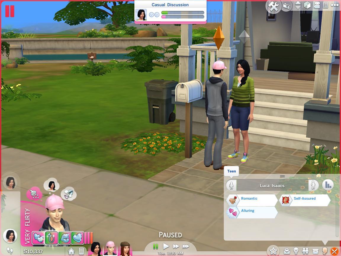 Sims teen woohoo mod