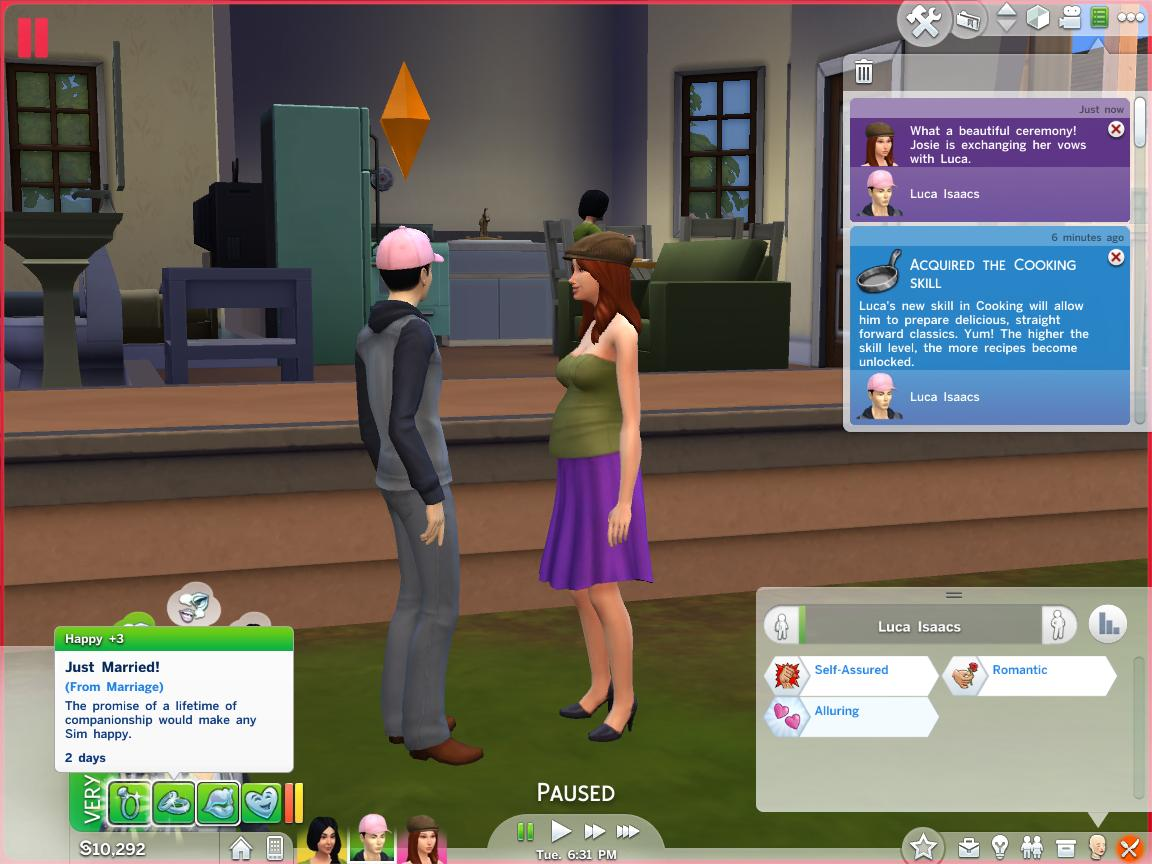 Teen Woohoo Patch Sims 2